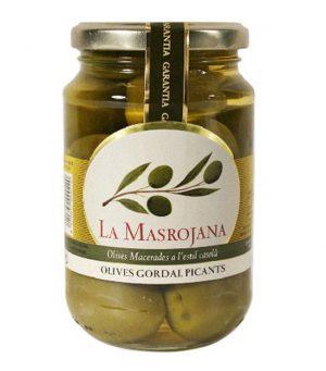 O&O Orange flavoured manzanilla olives