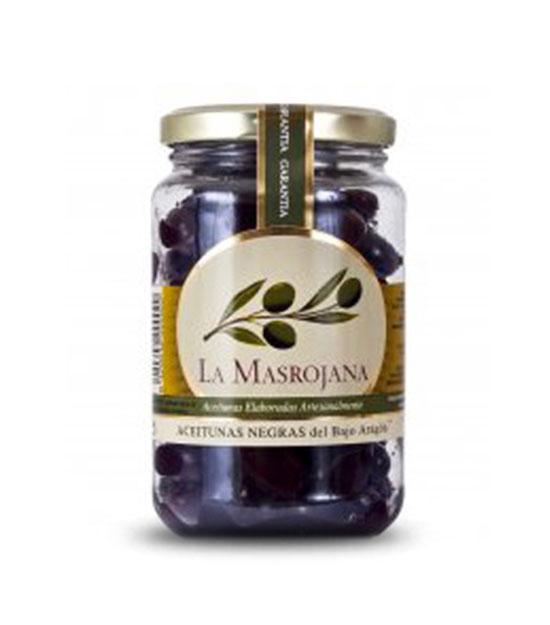 Black empeltre olives