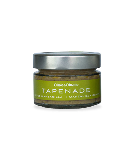 Olive & Olives Tapenade - Green olives