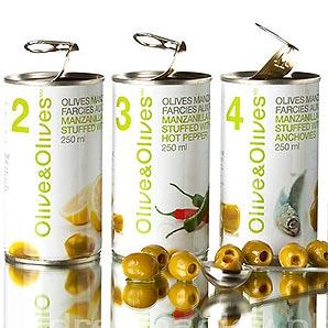 Relish aux olives