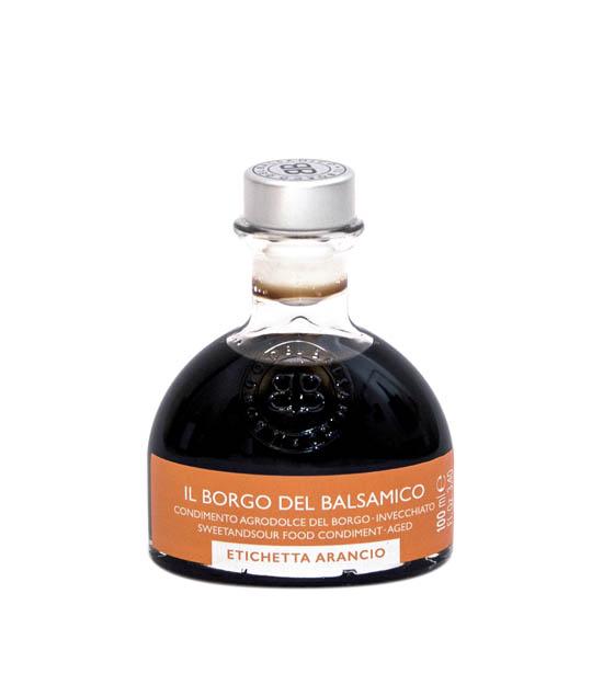 Il Borgo Condimento Étiquette Orange