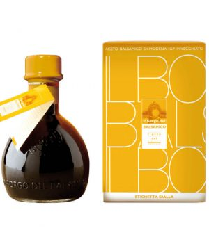Il Borgo Balsamic Vinegar of Modena IGP - Yellow Label