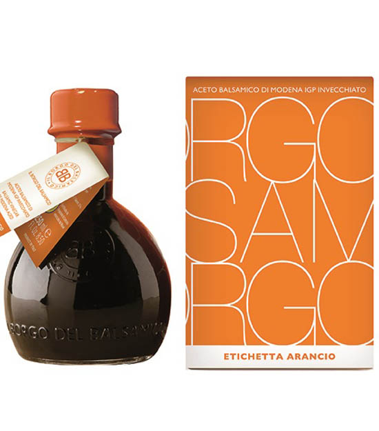 Il Borgo Balsamic Vinegar of Modena IGP - Orange Label