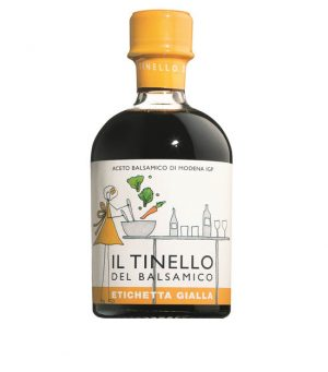 Il Tinello Balsamic Vinegar of Modena IGP - Yellow Label