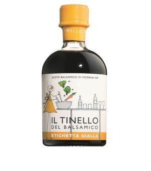Il Tinello Balsamic Vinegar of Modena IGP - Yellow Label