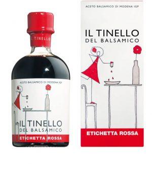 Il Borgo Vinaigre balsamique de Modène IGP - Étiquette rouge