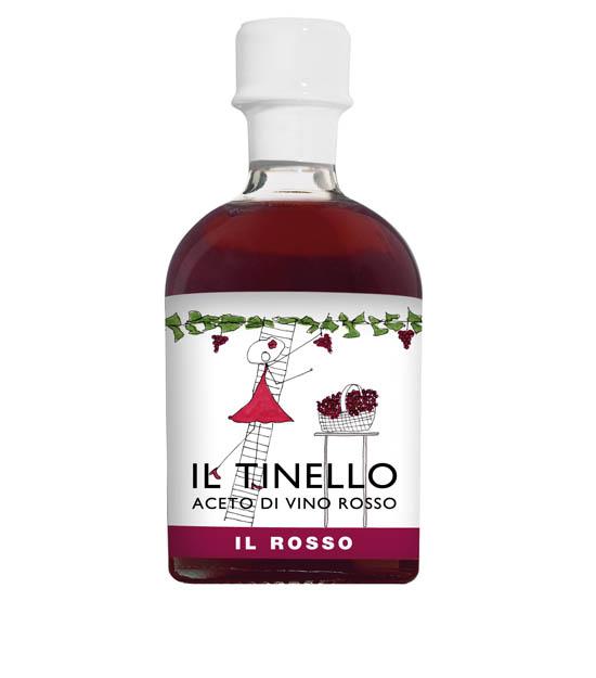 Il Tinello Vinaigre de vin rouge - Il Rosso