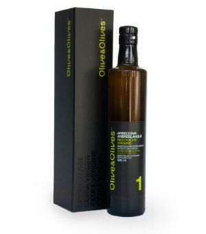 Gift Box - Olive & Olive 1 Organic