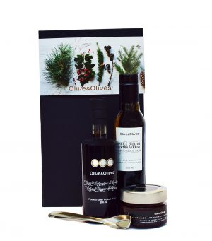 Chic Black & White Gift Box