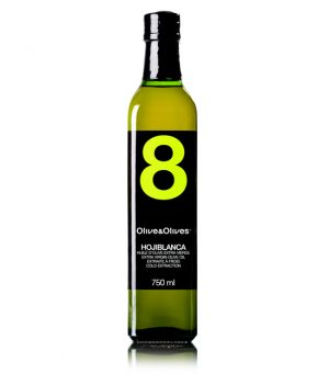 Olive & Olives 8 Hojiblanca 750 ml