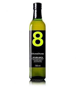 Olive & Olives 8 Hojiblanca 750 ml