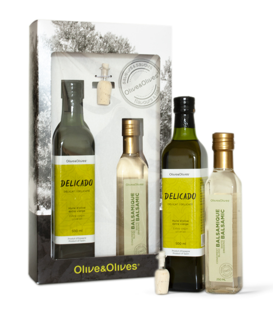 Ideal Duo Gift Box with Pourer