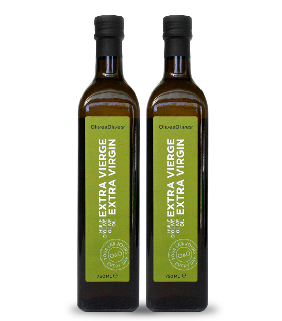 O&O Everyday EVOO – 2 x 750 ml - Special offer online only