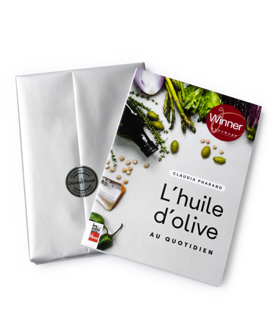 L'huile d'olive au quotidien (French editon only) -Winner Dun Gifford Prize / Gourmand Awards