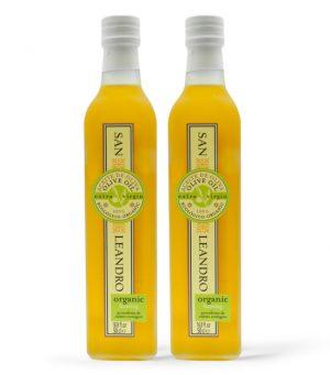 San Leandro Organic - Duo 2 x 500 ml