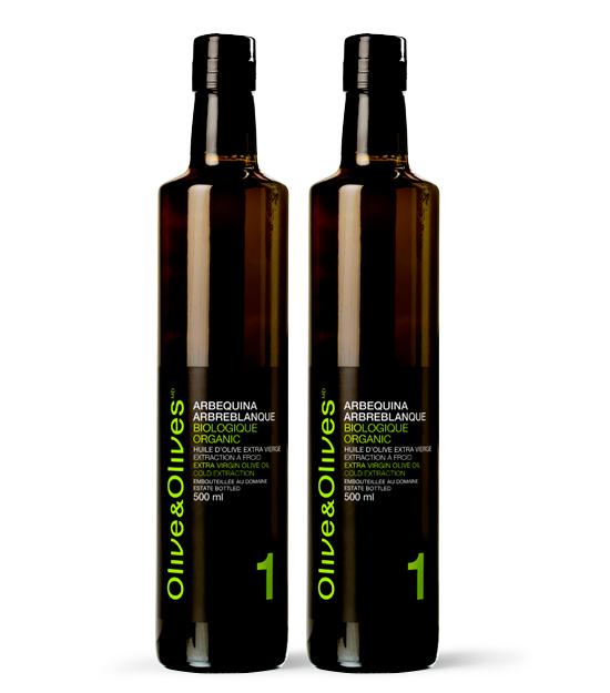 Olive & Olives 1 - Biologique - 500 ml x 2