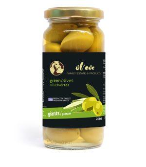 Ol-eve - Chalkidiki Giant Olives